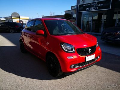 begagnad Smart ForFour 0.9 passion 90cv twinamic