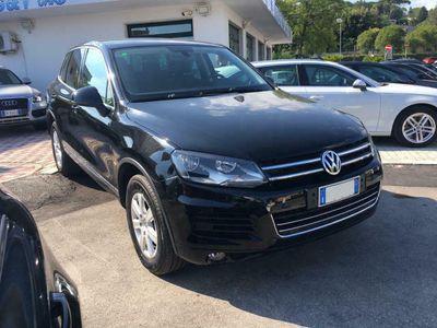 usata VW Touareg 3.0 TDI 245 CV TIPTRONIC BLUEMOTION NAVI*AUTOMATIK