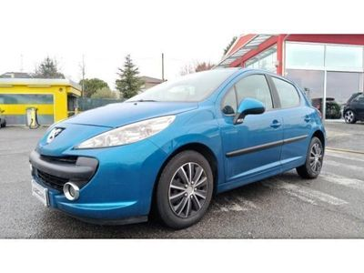 gebraucht Peugeot 207 1.4 8V 75CV 5p. X Line Neopatentati WRC AUTO