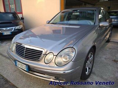 usata Mercedes E280 CDI 4porte Avantgarde