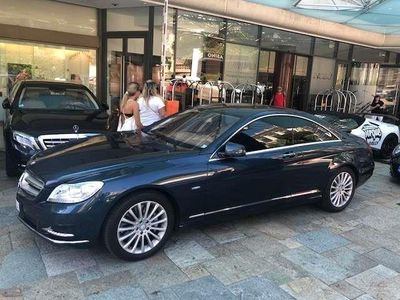 usata Mercedes CL500 4Matic BlueEFFICIENCY Premium