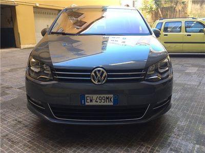 brugt VW Sharan 2.0 TDI DSG Highline BlueM (2.0 TDI DSG Highline BlueM)