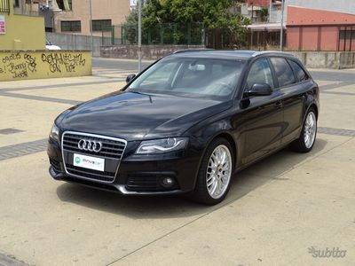 usata Audi A4 2.0 TDI 143cv 4a serie xenon ecc. perfetta