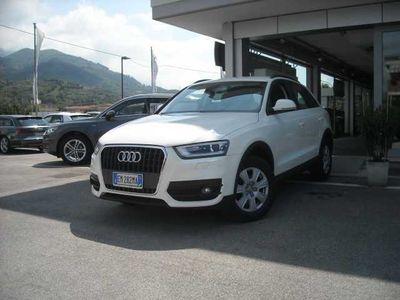 used Audi Q3 2.0 TDI Advanced del 2012 usata a Lucca