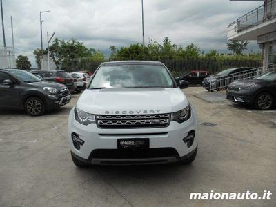 used Land Rover Discovery Sport 2.0 TD4 150 CV SE N1