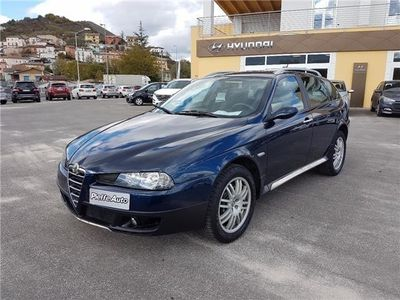 usata Alfa Romeo Crosswagon 156 1.9 Jtd 16vQ4 Distinctiv Usato