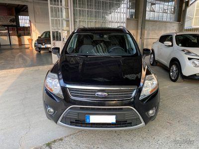 usata Ford Kuga 2,0 D ALL TITANIUM ANNO/2009