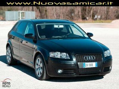 usata Audi A3 SPB 2.0 16V TDI AMBITION 140 CV
