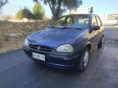 usata Opel Corsa 1.2i cat 5 porte Viva Benzina