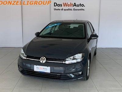 usata VW Golf 1.6 TDI 90 CV 5p. Trendline BlueMotion Technology rif. 12253425