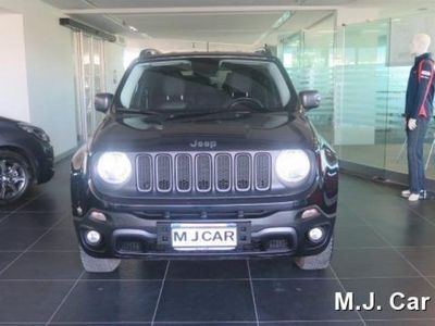 usado Jeep Renegade 2.0 Mjt 170CV 4WD Active Drive Low Trailhawk