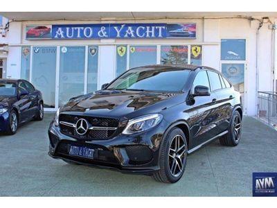 usata Mercedes GLE350 d 4Matic Coupé Premium AMG