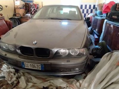 usata BMW 525 Serie 5 (E39) cat Touring Titanium