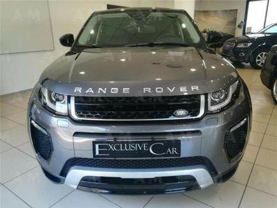 brugt Land Rover Range Rover evoque SE Dynamic 150cv_2018