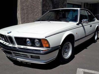 usata BMW 635 CSI