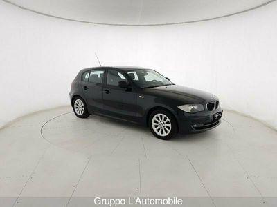 usata BMW 118 Serie 1 E/81-87 2007 d 2.0 Attiva 143cv 5p Dpf