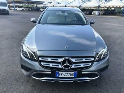 usata Mercedes E220 Classe ES.W. 4Matic Auto Business Sport