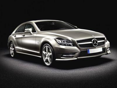 begagnad Mercedes CLS350 CDI BlueEFFICIENCY 4Matic