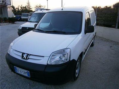 usata Peugeot Partner 190c 1.4 Furgone Eco Metano Origin Usato