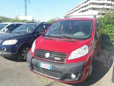 usata Fiat Scudo Furgone 2.0 MJT/165 DPF PC-TN Furgone 12q. SX del 2010 usata a Roma