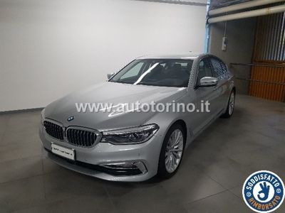 usado BMW 520 SERIE 5 BERLINA d Luxury auto