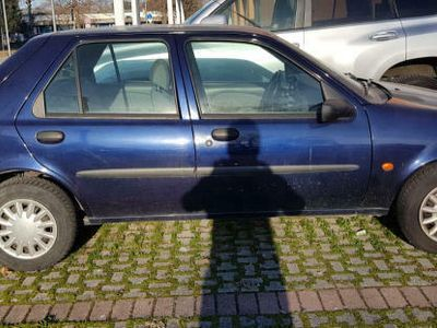 used Ford Fiesta 1.1i cat 5 porte University Ok Neopatentati