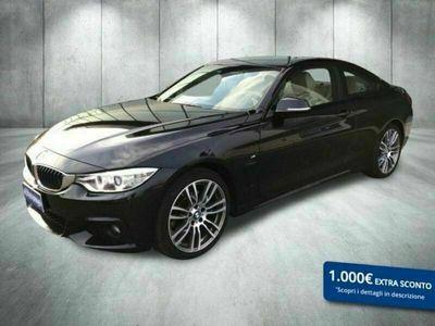 usata BMW 430 Serie 4 Coupé Serie 4 coupe dA Coupe xdrive Msport