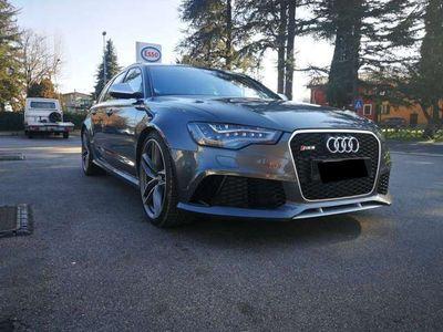usata Audi RS6 Avant 4.0 ufficiale unico proprietario rif. 13318162