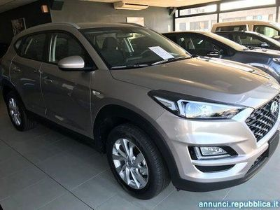 usata Hyundai Tucson 1.6 GDI XTech my20 **nuova** con comfort pack Ferrara