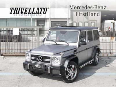 begagnad Mercedes G63 AMG AMG SW G Force