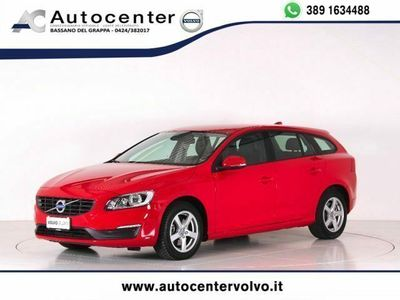 usata Volvo V60 D2 Geartronic Business