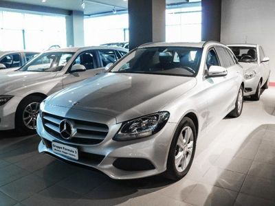 usata Mercedes C220 d S.W. Automatic Premium