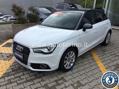 used Audi A1 Sportback A1 1.6 tdi Ambition s-tronic
