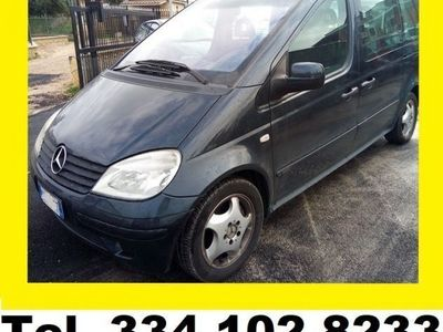 used Mercedes Vaneo 1.7 CDI