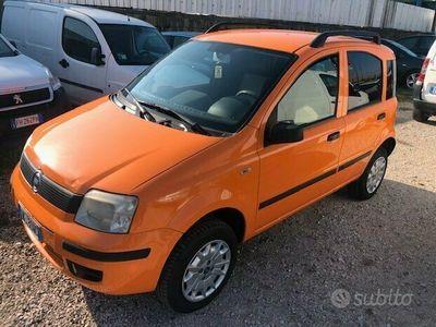 usata Fiat Panda 4x4 1.3 Mjt 2007