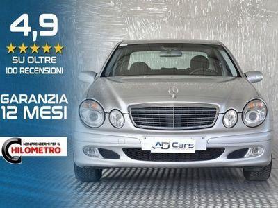 usata Mercedes E220 CDI cat Classic