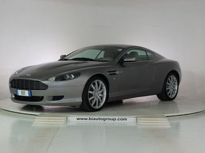 used Aston Martin DB9 Coupé Touchtronic