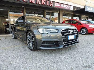 brugt Audi A6 avant s-line 190cv