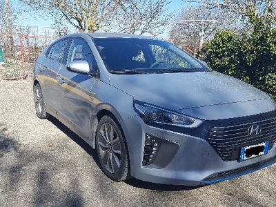 used Hyundai Ioniq IBRIDA marzo 2017