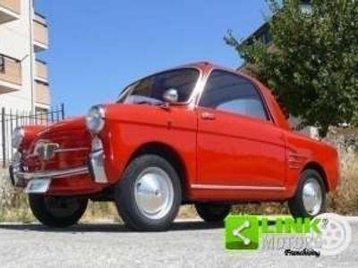 usata Autobianchi Bianchina Trasformabile 1962 Cabrio Benzina