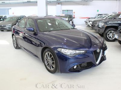 gebraucht Alfa Romeo Giulia 2.2 Turbodiesel 180 CV AT8 Regular