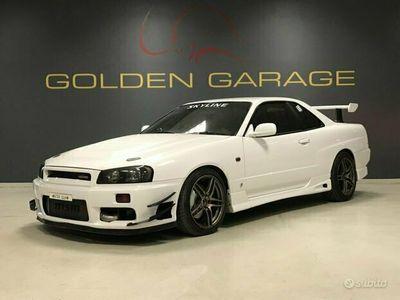 usata Nissan Skyline R34 GTT