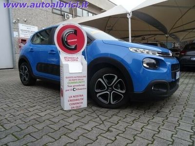 usata Citroën C3 PureTech 110 S&S EAT6 Feel usato