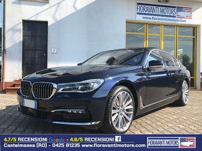 usata BMW 730 D XDrive