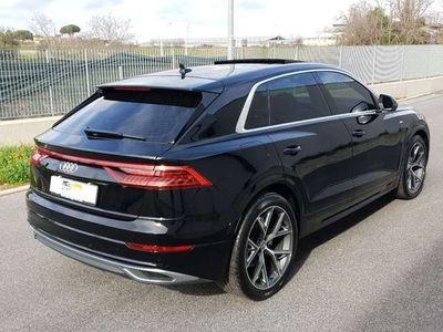 usata Audi Q8 50 TDI 286 CV quattro S/line X3 Reale visibile in