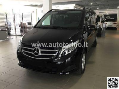 używany Mercedes V220 VAN CLASSE V Classed Sport Long