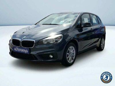 usata BMW 218 Serie 2 Active Tourer d Advantage My15