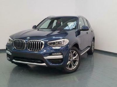 usata BMW X3 xDrive20d Luxury