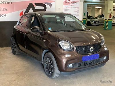 begagnad Smart ForFour Electric Drive prime