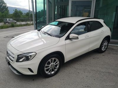 usata Mercedes GLA200 d Business